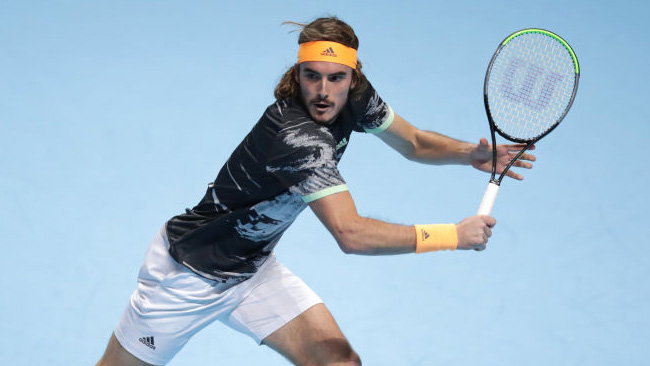 ATP Finals London: Stefanos Tsitsipas after victory over