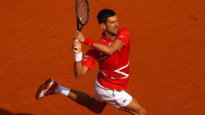 Novak Djokovic Could Live Without A Linesman Tennisnet Com